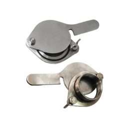 "Valvola inox 6/4"" per maturatore con filettatura F (femmina) interna"