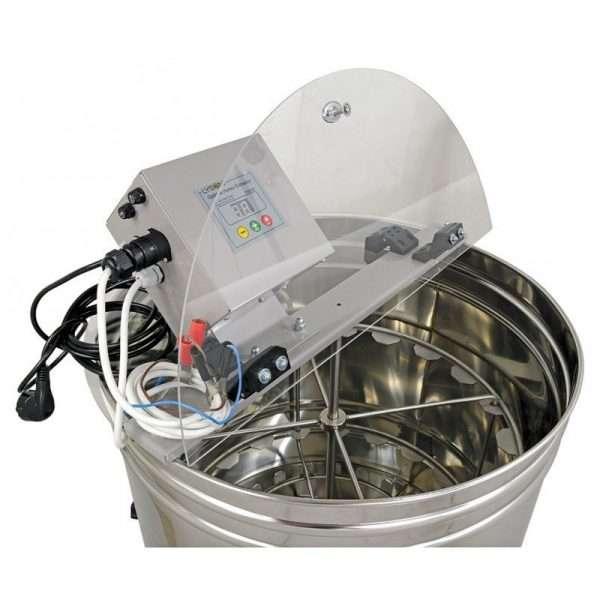 Smielatore radiale, 20 favi, Ø600mm, elettirico unidirezionale, 250W, mod. OPTIMA Lyson