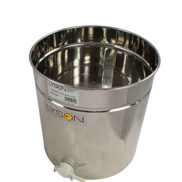 Maturatore 70L-98kg con valvola di plastica