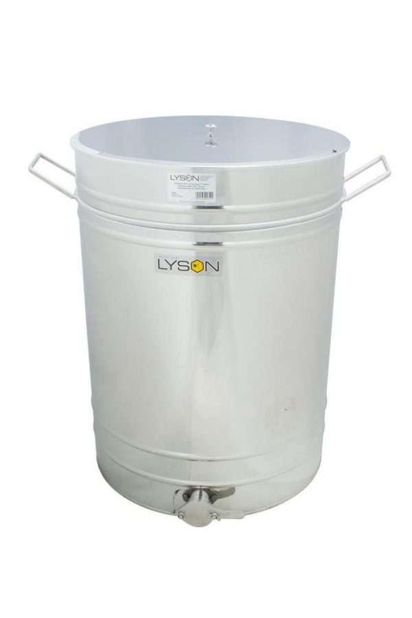 Maturatore 300L-420kg con valvola inox e manici