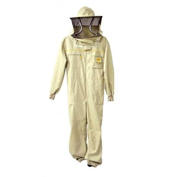 Tuta apicoltore completa con cappello tondo Lyson Premium Line