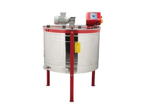 Smielatore radiale, 30 favi, Ø720mm, elettrico bidirezionale semiautomatico, 370W, mod. CLASSIC Lyson