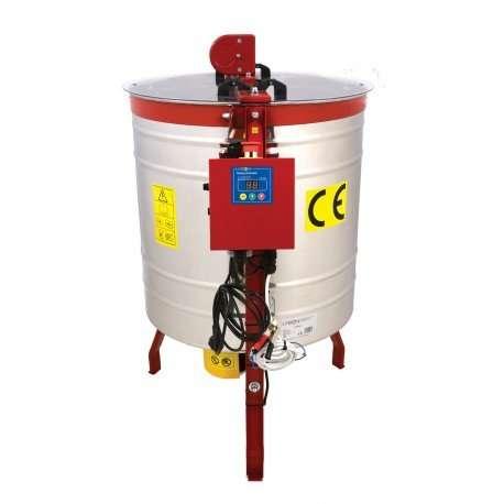 Smielatore tangenziale, 3 favi, Ø500mm, manuale + elettrico unidirezionale, mod. CLASSIC Lyson