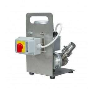 Pompa per miele (pompa di aspirazione e di forza) 400V, 0,37 kW-versione compatta