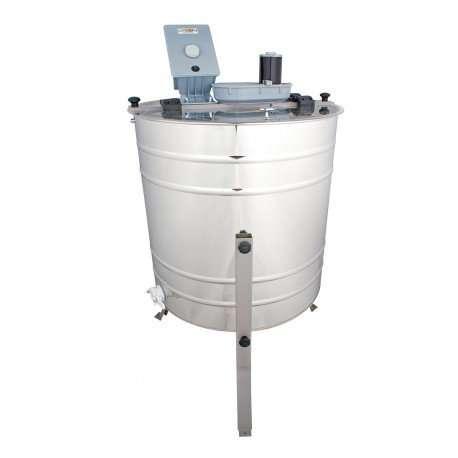 Smielatore tangenziale, 4 favi,  Ø600mm, elettrico unidirezionale,  mod. MINIMA Lyson