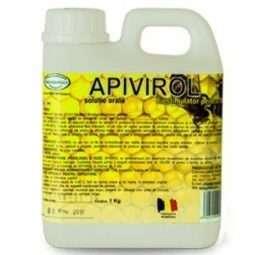 Apivirol biostimolante forte per api 1L x 7pz