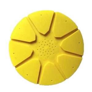 Apiscampo a stella in plastica 8 vie