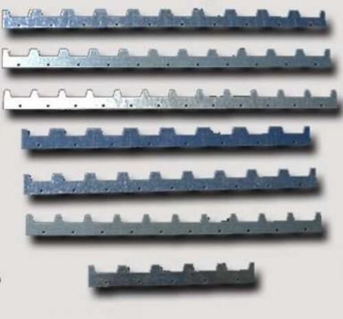 Distanziatori 12 favi nido in ferro zincato