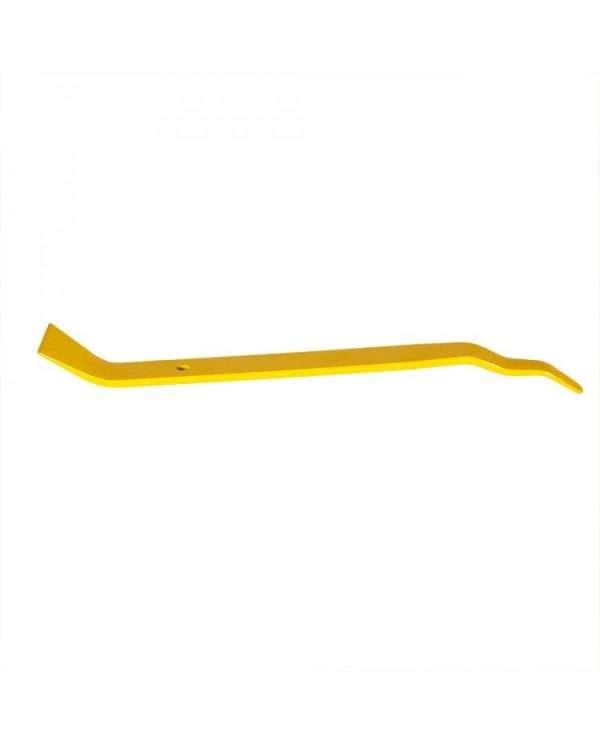 Leva curva verniciata cm 24