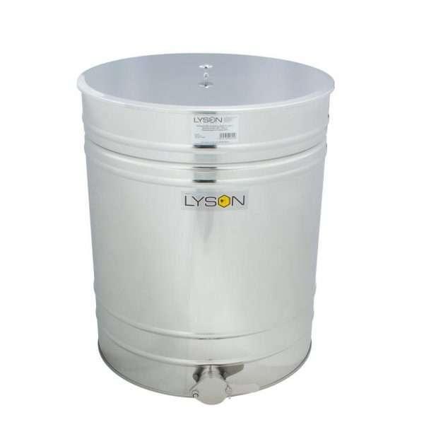 Maturatore 150L-210kg con valvola Inox
