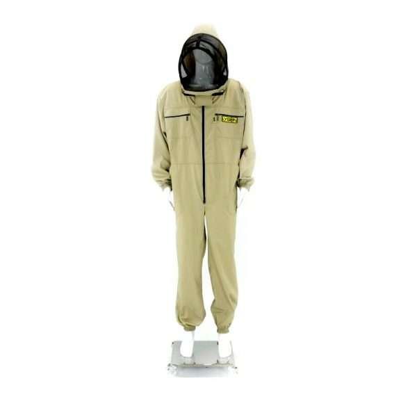 Tuta apicoltore completa cappello astronauta mod. PREMIUM