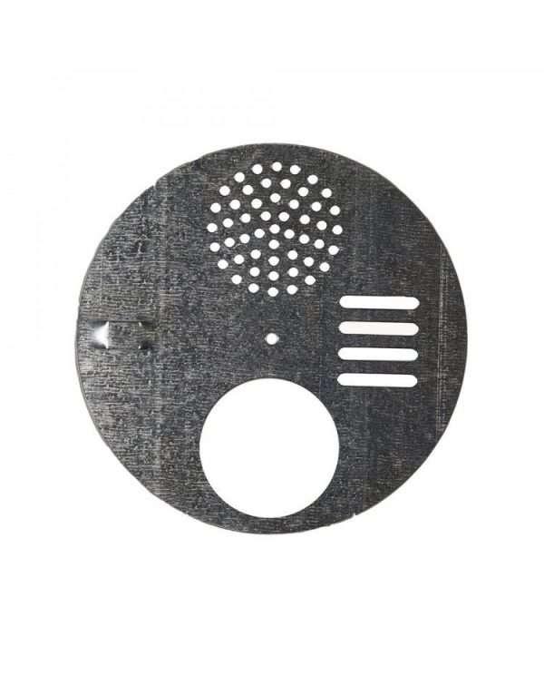 Disco 4 posizioni arnia ferro zincato