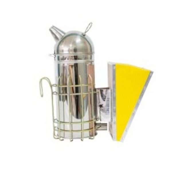 Affumicatore inox con protezione (10*30cm) mod. Fiorillo