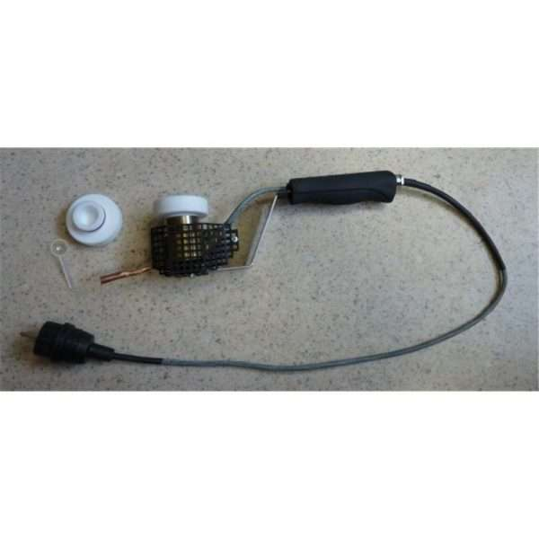 Sublimatore per acido ossalico Kipgo, 220V - 195W. Attacco elettrico Schuko