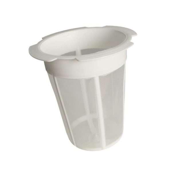 Filtro conico 19 cm plastica rigido per filtraggio miele