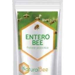 Entero Bee Polvere Probiotica per api 50gr per 20Lt di sciroppo