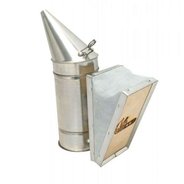 Affumicatore a imbuto zincato senza protezione (10*31 cm) mod. Lyson