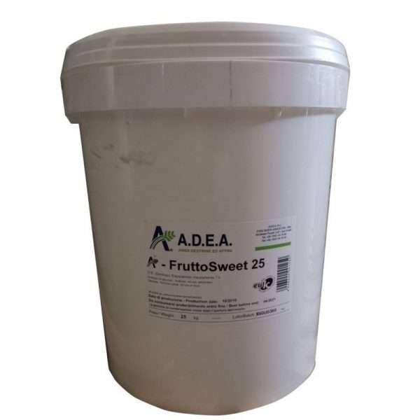 Sciroppo api Fruttosweet Adea, 25% Fruttosio, secchio 25 kg