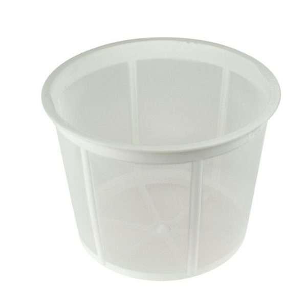 Filtro conico 30 cm rigido plastica per filtraggio miele