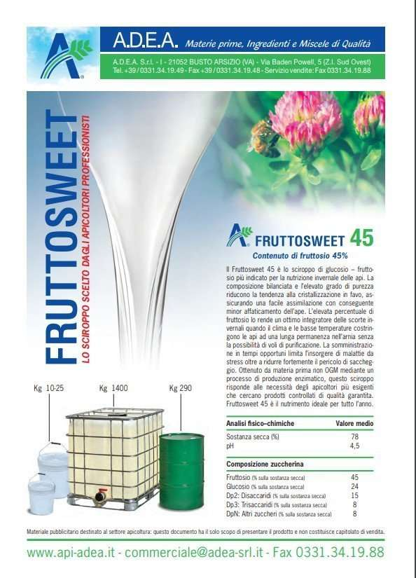 fruttosweet45
