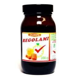 Regolami Miele e estratti vegetali impiegato per regolarizzare il transito intestinale 200g