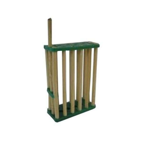 Gabbietta cinese in bambù per ingabbiamento regine