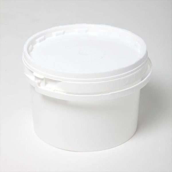 Secchio in plastica per miele alimentare da 5kg