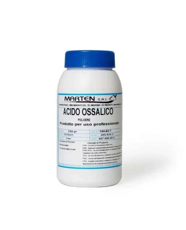 Acido ossalico 750g