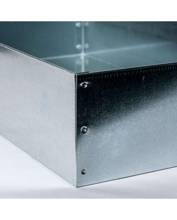 Coperchio arnia 12 favi lamiera elettrosaldata 510*510mm
