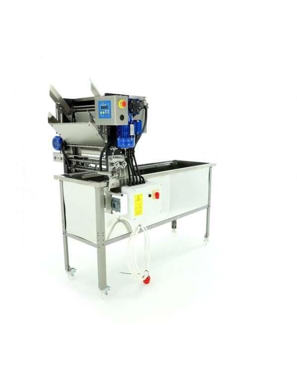 Disopercolatore con coltelli riscaldati 400V Lyson