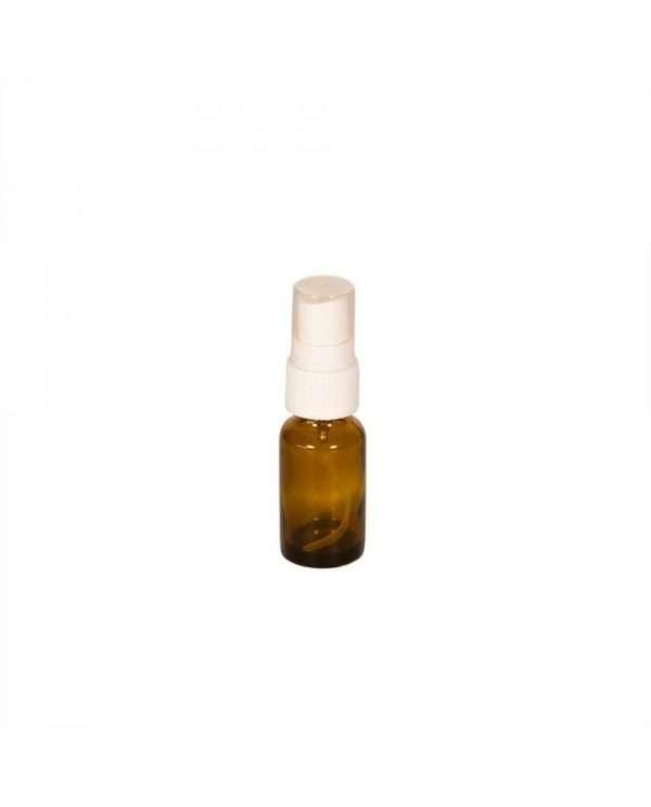 Boccetta in vetro per propoli con tappo spray 20ml