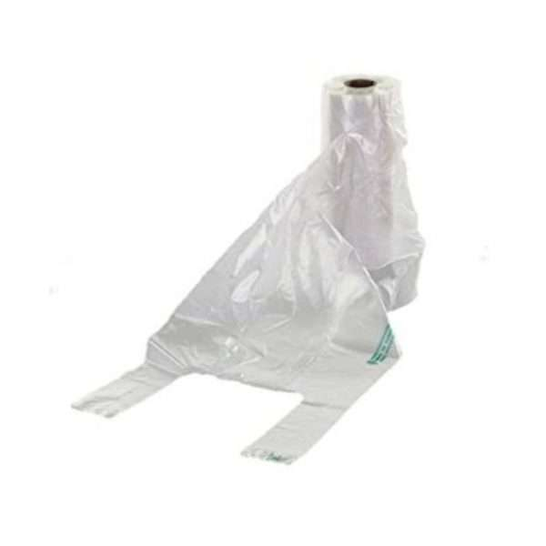 Rotolo sacchetti PE-HD per alimenti  (22cm*50cm)