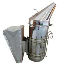 Affumicatore inox con protezione (10*25cm) mod. Lyson