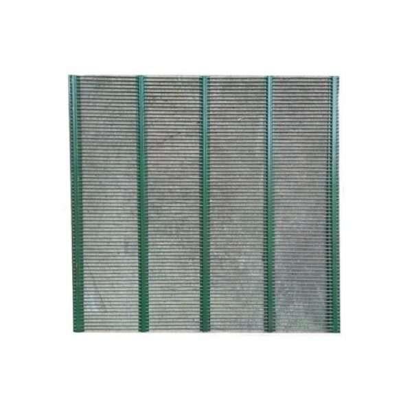 Escludi regina 455x470mm verdi metallo