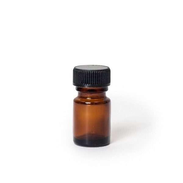 Boccetta in vetro per pappa reale con capsula da 10g