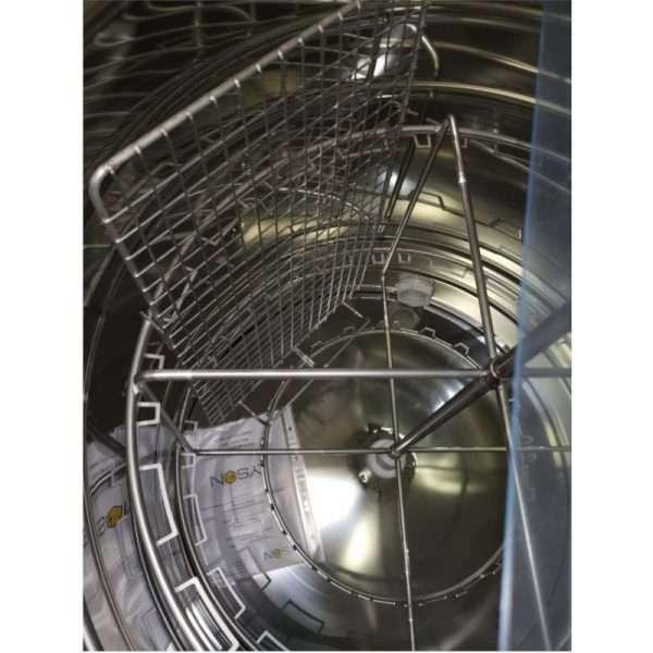 Griglia tangenziale per smielatore radiale da 800 mm