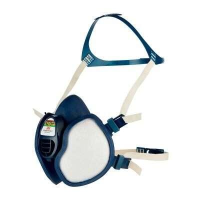 Semimaschera 3M con filtri inclusi FFABE1P3