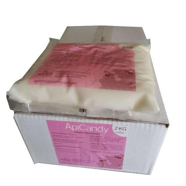 Candito Apicandy da 2kg zucchero pregiato di barbabietola 12kg x 4 conf