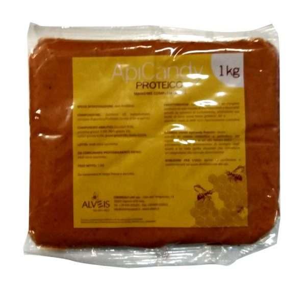 Candito Apicandy Proteico 1kg zucchero pregiato di barbabietola - prezzo quantità
