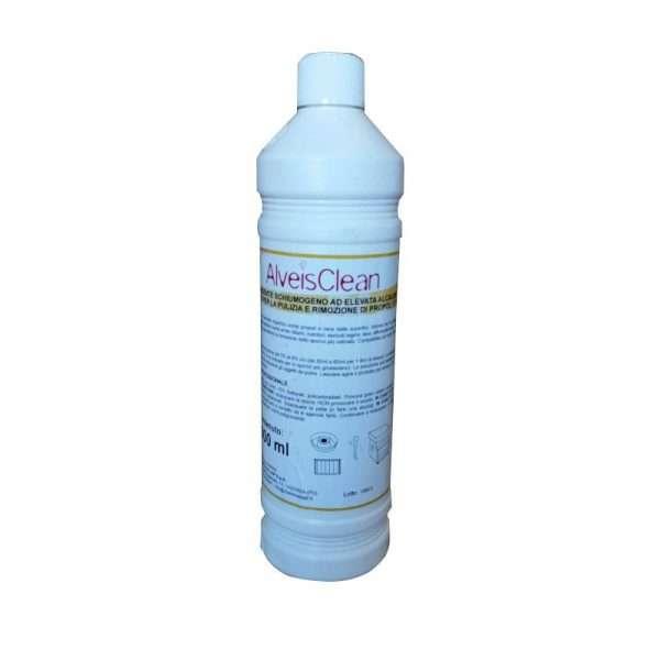 Igienizzante materiale apistico Alveis Clean 1. LT