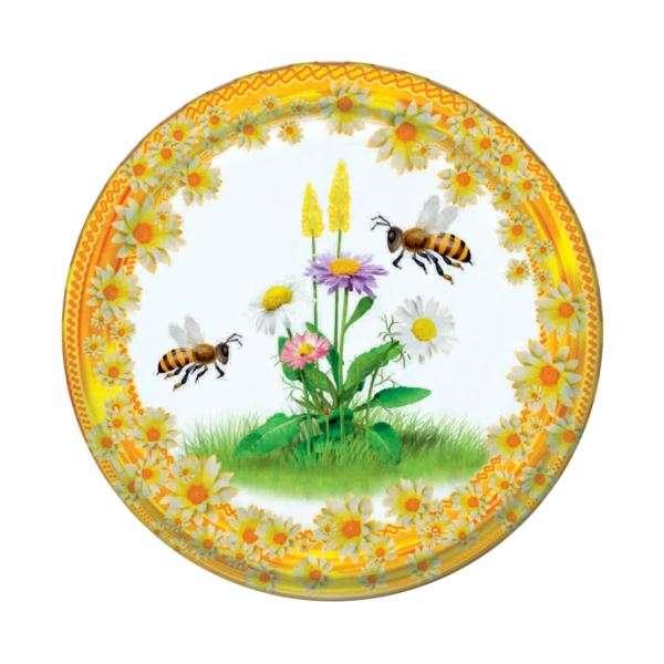Capsula per barattolo miele Ø82 ND41