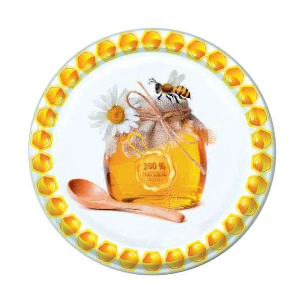 Capsula per barattolo miele Ø82 ND47