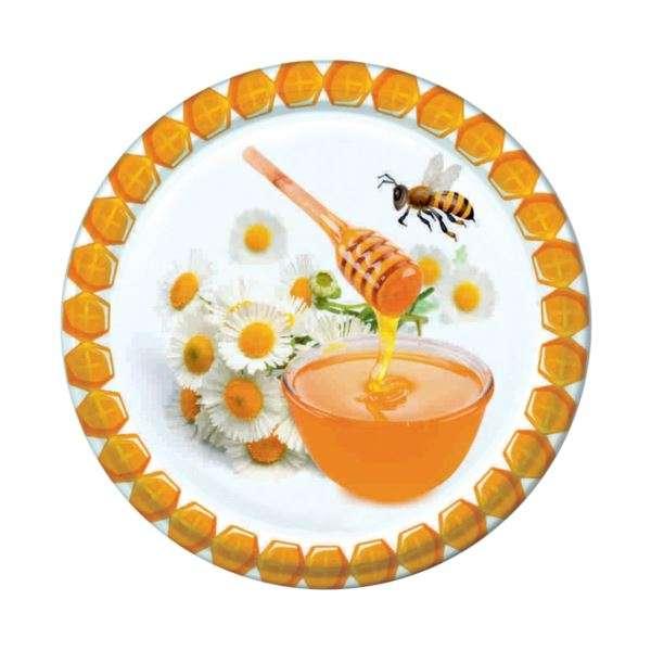 Capsula per barattolo miele Ø82 ND50