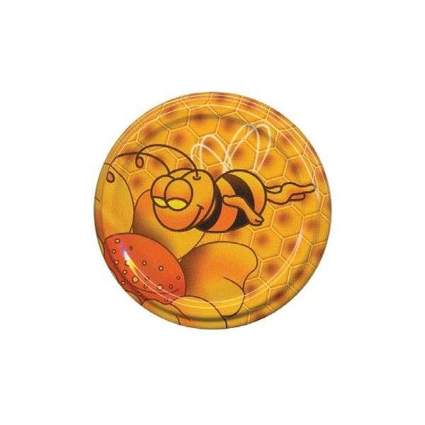 Capsula per barattolo miele Ø82 ND7
