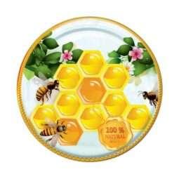 Capsula per barattolo miele Ø82 ND51