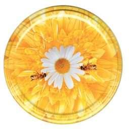Capsula per barattolo miele Ø82 ND53