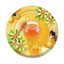 Capsula per barattolo miele Ø82 ND43