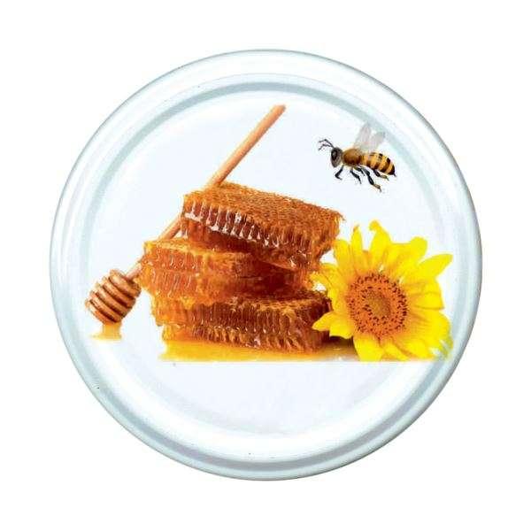 Capsula per barattolo miele Ø82 ND45