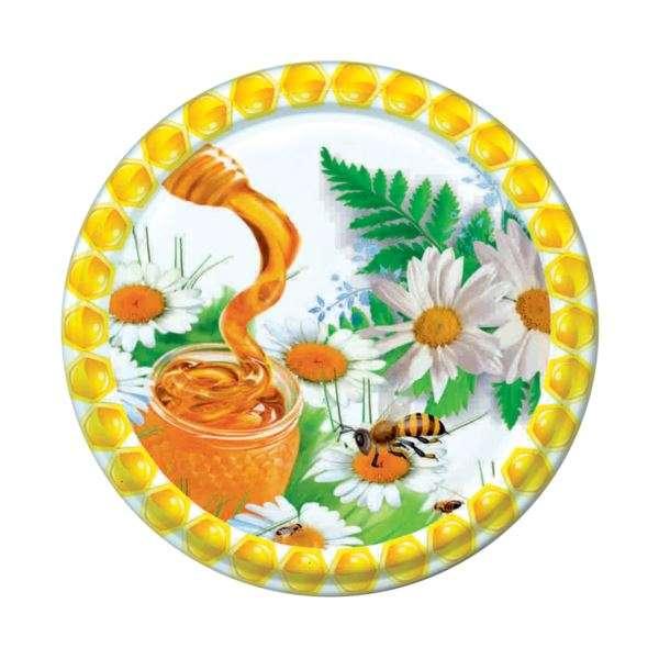 Capsula per barattolo miele Ø82 ND52