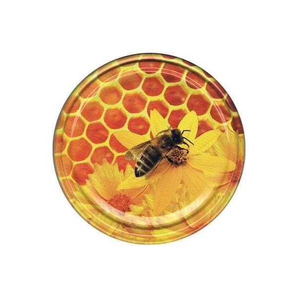 Capsula per barattolo miele Ø82 ND6
